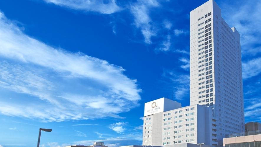 ロワジールホテル豊橋 外観