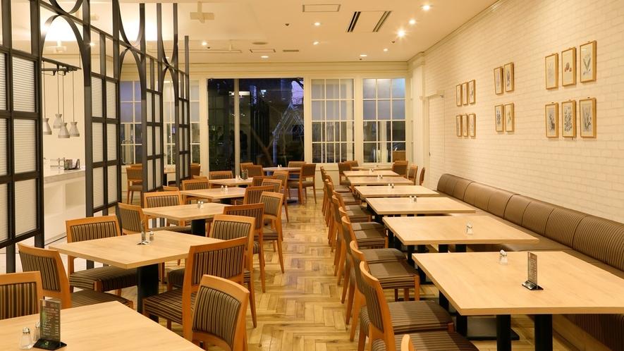 1階 レストラン『フォーシーズンズ』