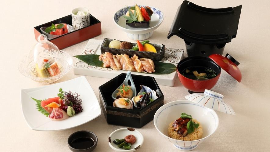 2食付プラン 日本料理【藤さわ】花会席7月・8月 イメージ