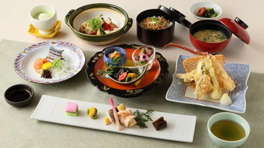 2食付プラン 日本料理【藤さわ】花会席5月・6月 イメージ