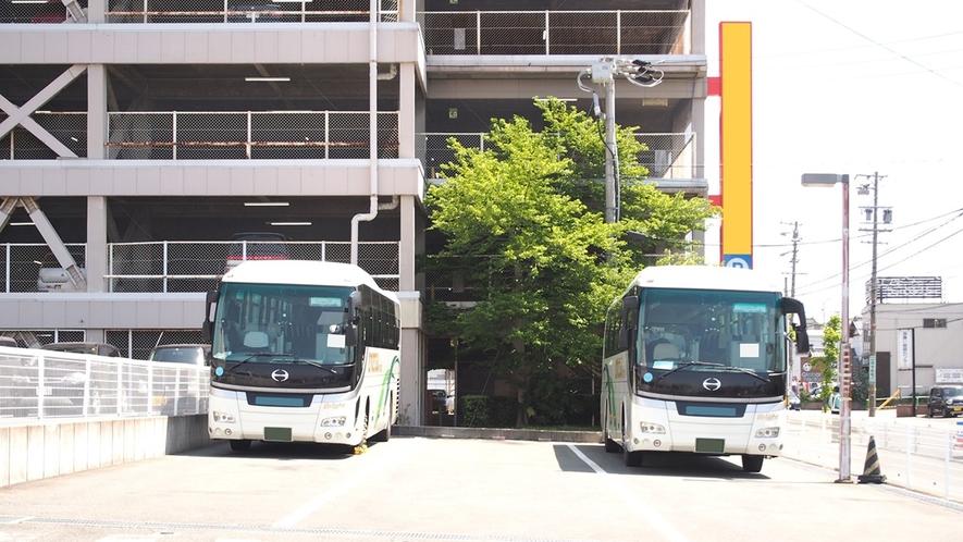 大型車両駐車場(有料)