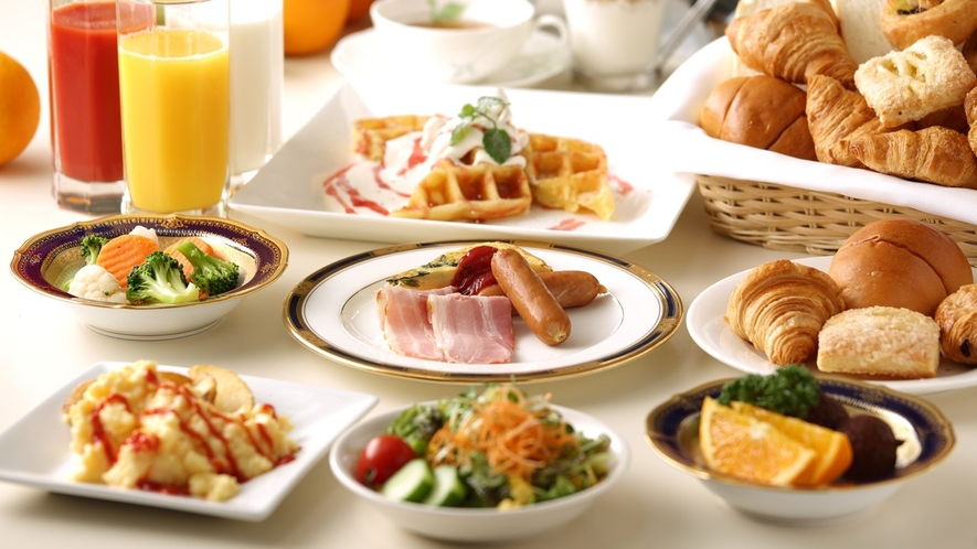 1階レストラン『フォーシーズンズ』 朝食イメージ