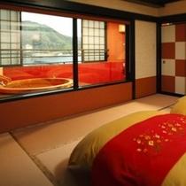 和室12帖+10帖 和ベッド