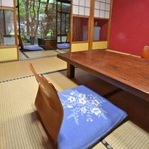 *【客室一例】窓からは緑が楽しめます。