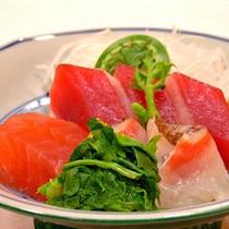 その日一番の食材を 石川・白山の恵みをご用意
