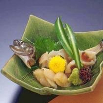 清流に住む岩魚