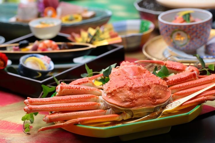 【料理】蟹姿イメージ