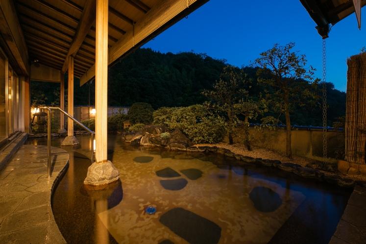 【温泉】展望風呂「天遊の湯」露天