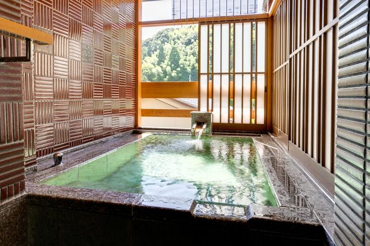 【客室】雲のね和洋室お風呂イメージ
