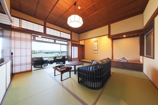 2階和洋室 「秀明」(温泉付) 【禁煙】