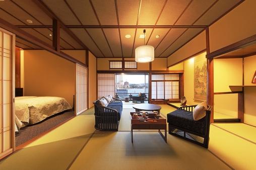 2階和洋室 「高砂」(温泉付) 【禁煙】