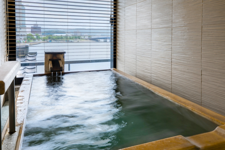 楽山 風呂