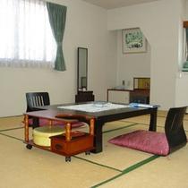 【特別室】和室部分の一例