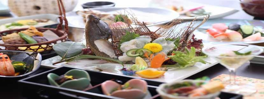 小豆島四季の地魚の特選会席『海』