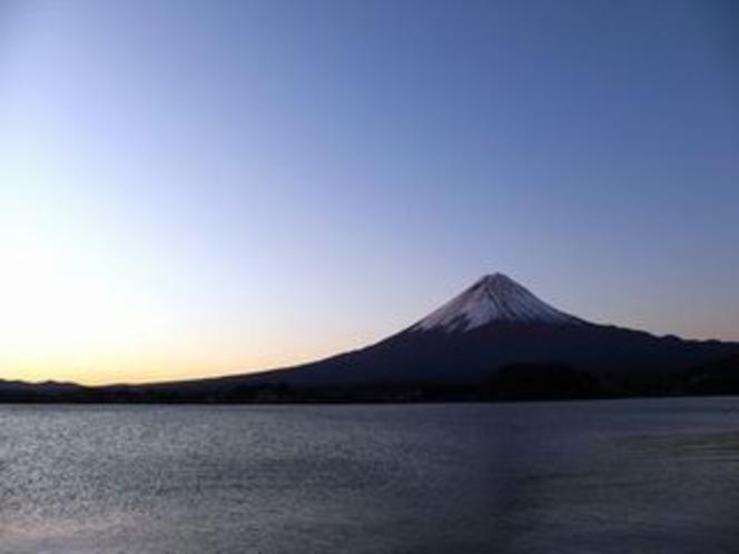 元朝の富士山