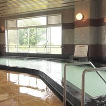 *【大浴場】開放的な雰囲気の中でご入浴を満喫。