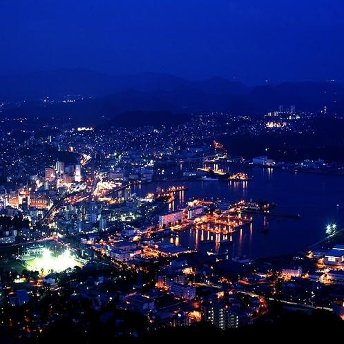 日本夜景遺産101選に選ばれた夜景