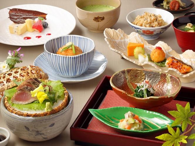 季節の和食ランチ(イメージ)