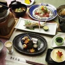 熊野の恵み薬膳料理