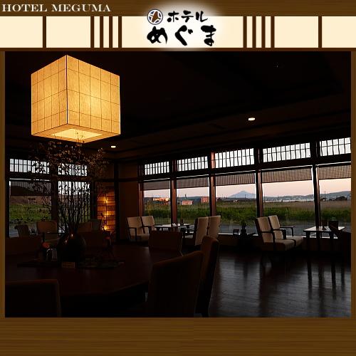 【ラウンジ】〜晴れた日には、窓から利尻富士が望めます〜
