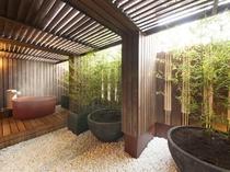 ■〔ザ・メイン〕コンセプトルーム 富士・桜 客室露天風呂