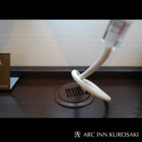全室Wi-Fi&有線LAN完備