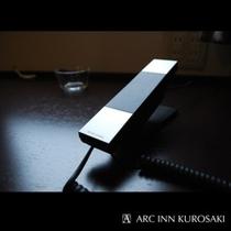内線専用電話☆