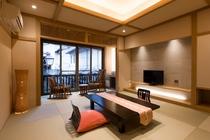 橋津屋 客室一例