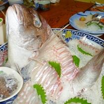 【お食事】地元で水揚げされる新鮮な地魚と、 季節の味覚でおもてなし☆