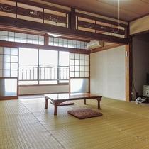 【和室6畳・一例】 広々として落ち着いた雰囲気の和室です。