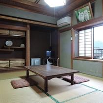 【和室8~10畳・一例】日本家屋の風情が味わえるお部屋。※ペット可/要相談。
