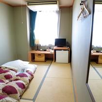 *【客室一例/シングル和室】