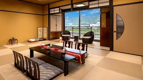 ■悠然‐yuuzen‐■【‐川側和室18畳‐】