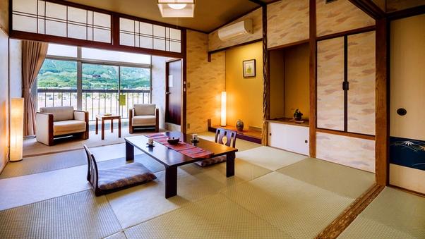 ■薫風-kunpuu-■【‐川側和室12畳‐】