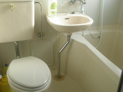 【禁煙ルーム限定】素泊まりプラン <1室限定>バストイレ完備 WI-FI LANケーブル有り