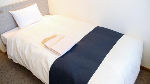 【喫煙】シングル(ベッド幅110cm)天然温泉付ホテル