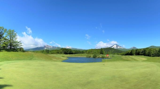 【シーズン到来!】十和田湖高原ゴルフクラブ(フリープレイ&昼食ドリンクつき)往復タクシー代付プラン