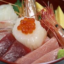 海鮮丼プラン