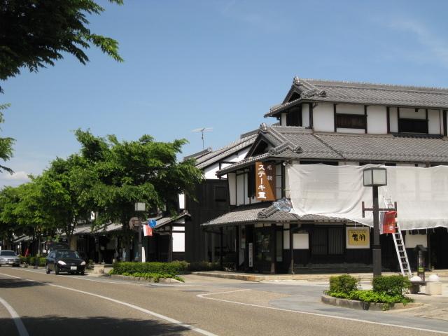 【観光】夢京橋キャッスルロード