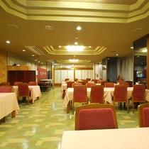 *【館内施設/食事処】清潔感のある広々としたお食事会場です。