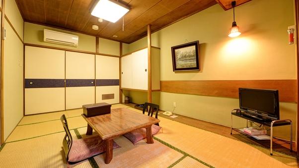 ★和室7.5畳【お風呂・トイレ付き/セパレート/禁煙】
