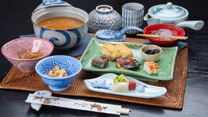 味噌仕立て「興福鍋」×朝は茶粥でお目覚め♪身も心もほっこり