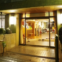 *いらっしゃいませ♪奈良観光の拠点に便利な当館でのんびり旅をお楽しみ下さいね。