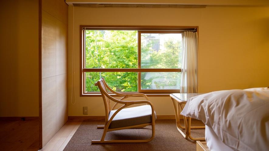 *【Room1・洋室】のんびりとお寛ぎください