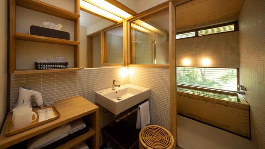 *【Room1・館内一例】洗面所