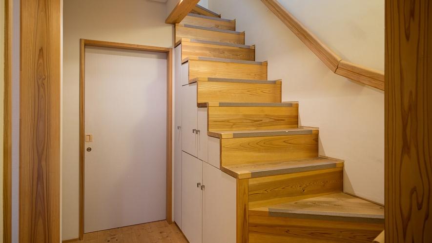 *【Room1・館内一例】階段