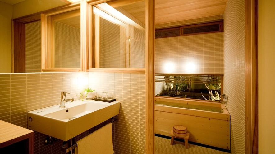 *【脱衣所】水回りは現代的。快適にご利用いただけます