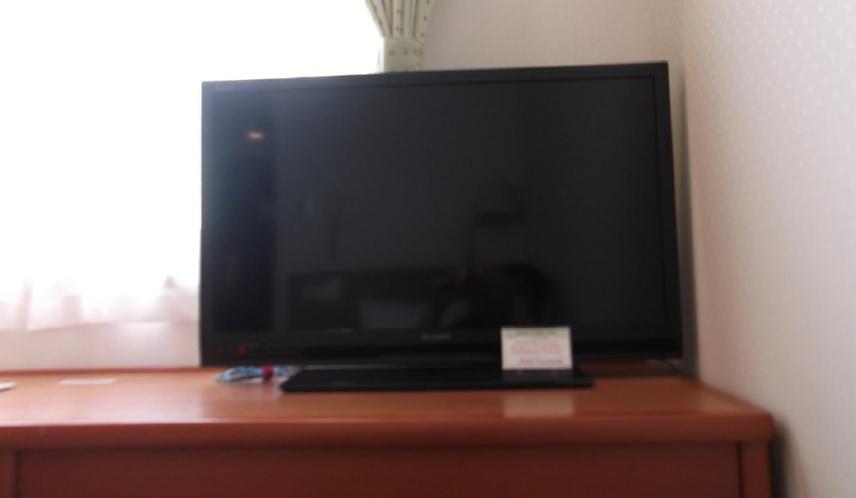 【備品】32型テレビ