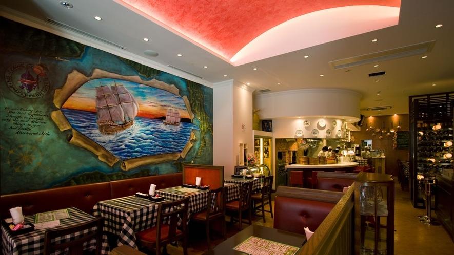 【イルキャンティ・エスト】国内40店舗以上を展開するイタリア式食堂「キャンティ」の姉妹店