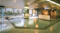 ◇【1F大浴場:彦星】黒御影石風呂